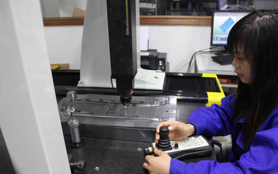 CMM machine - HZ Technology