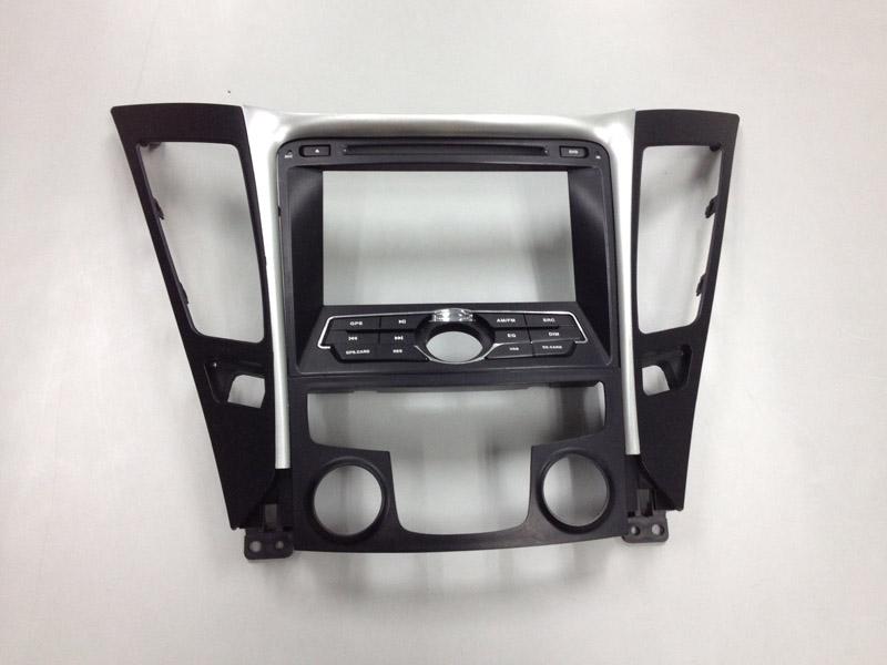 center console mold