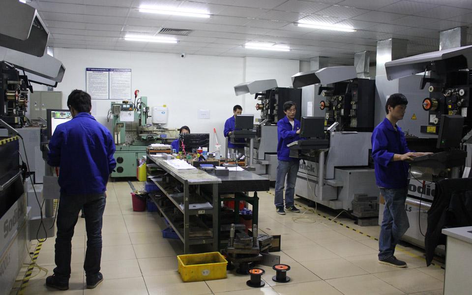slow feeding wire cut machine - HZ Technology